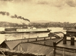 Tacoma Boat near the Burnside Bridge - 1894