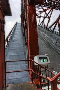 Broadway Bridge Lift